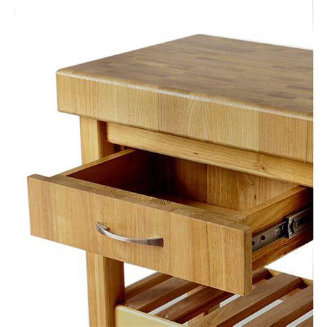 cassetti legno carrello da cucina in legno massello con cassetto