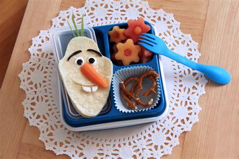 Frozen Bento frozen bento box disney family