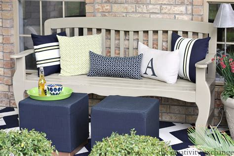 bench cushion ideas top 28 outdoor cushion ideas magnificent storage