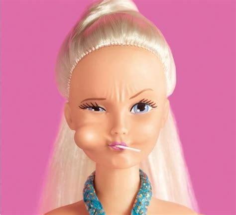 Barbie Lollipop Meme - flashing lights