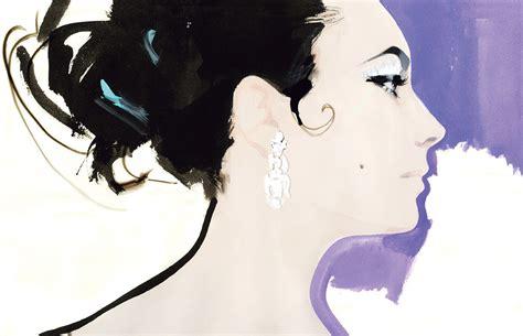 Vanity Artist Portfolio Overview David Downton Serlin Associates