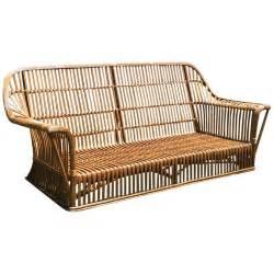 10 easy pieces wicker sofas made modern gardenista