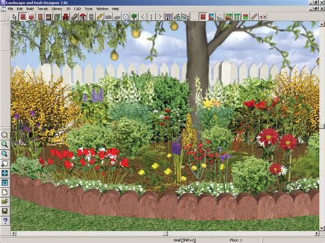 garden design ideas shutter line