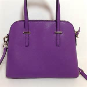 Hana Bag Farica Bags Purple blue handbags purple purse kate spade