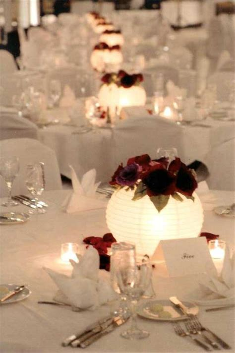 How To Make Paper Lantern Centerpieces - 15 amazing diy wedding centerpieces something borrowed