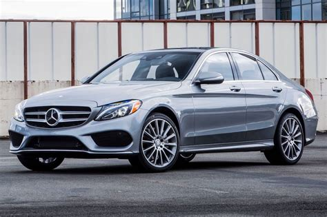 used 2015 mercedes c class for sale pricing