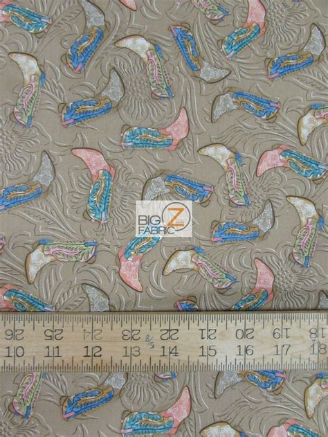 western print upholstery fabric western 100 cotton fabric 100 cotton fabric