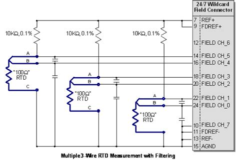 how to measure resistance in 3 wire rtd 2 wire rtd wiring 2 wiring diagram and circuit schematic