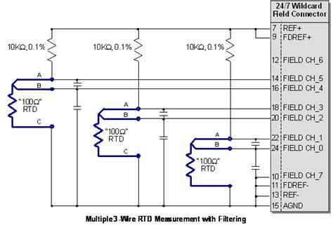 rtd wiring schematic 20 wiring diagram images wiring