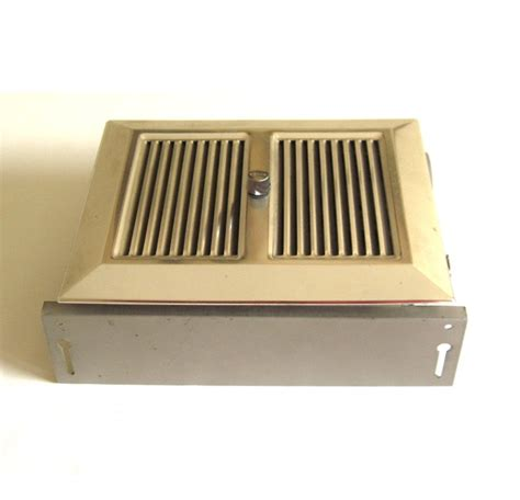 Nutone Kitchen Exhaust Fans by Nutone Bathroom Exhaust Fan Vintage Architectural Salvage
