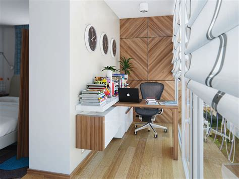 Small Home Office Design | small home office interior design ideas