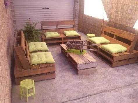 recycled wood pallet decoration and functionality home design garden architecture blog