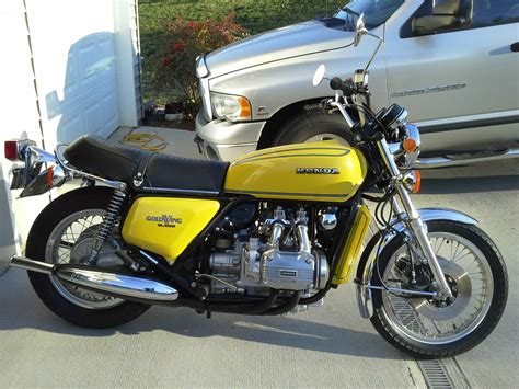 honda gl 1976 honda gl 1000 gold wing pics specs and information