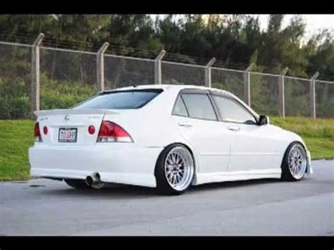 lexus is300 lowered a tribute to all the clean setup lexus is300