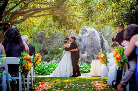 garden weddings in bakersfield ca small wedding venues in california small weddings