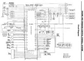 95 nissan ecu wiring diagram get free image about wiring diagram