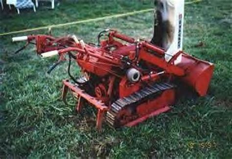 L Sale by Gravely Model L Converted To A Crawler Cool Tractors