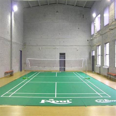 Rubber Sports Flooring by Floor Coverings Rubber Sports Flooring Service Provider
