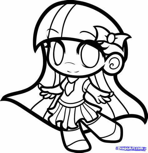 mlp chibi coloring pages mlp human chibi coloring pages