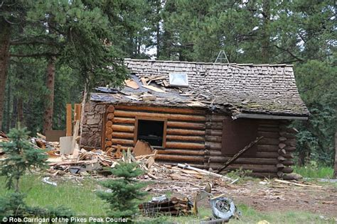 Cabins In Woodland Park Co by Found In Woodland Park Colorado Chimney Had Probably