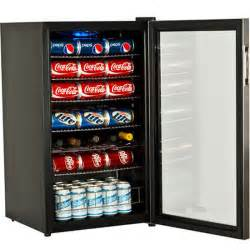 small beverage refrigerator with glass door 103 can amp 5 bottle glass door refrigerator beverage cooler