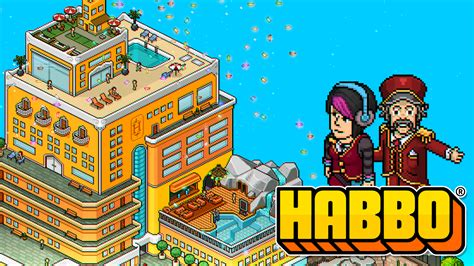 gabbo hotel habbo world android apps on play