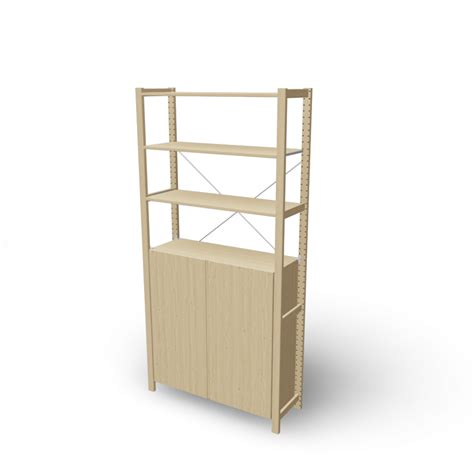 ivar 1 sections shelves cabinet design and decorate your