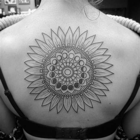 sunflower mandala tattoo meaning get 20 tattoos and their meanings ideas on pinterest