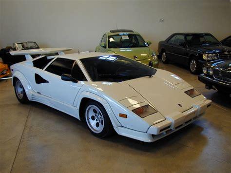 1988 Lamborghini Countach 1988 Lamborghini Countach Exterior Pictures Cargurus
