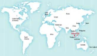 World Map Malaysia malaysia maps malaysia travel guide
