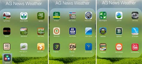 newspaper layout app agriculture apps 200 strong and growing 171 down and dirty