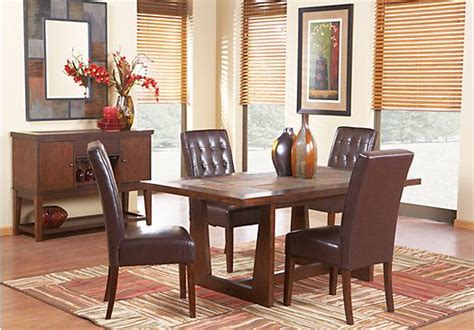 the living room furniture store marceladick com shop for a brad 5 pc diningroom at rooms to go find