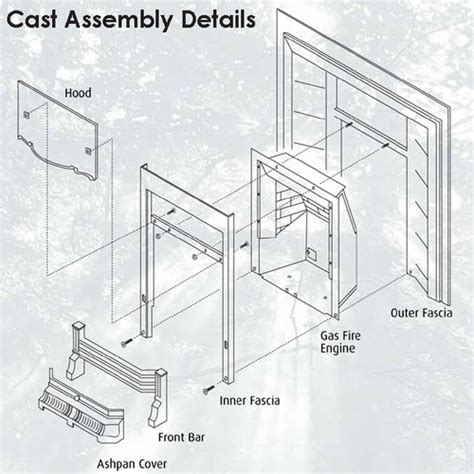 Cast Iron Fireplace Insert Installation by Agnews Ashbourne Integra Cast Iron Insert Lowest Price In
