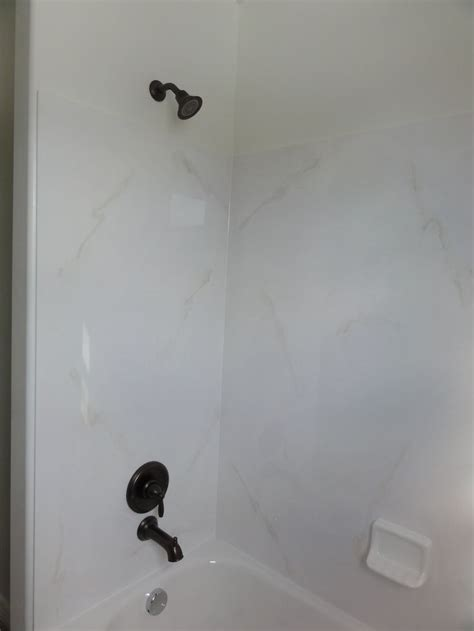 Simulated Marble Shower Walls by 1000 Images About Ideas For The House On Warm Paint Colors And