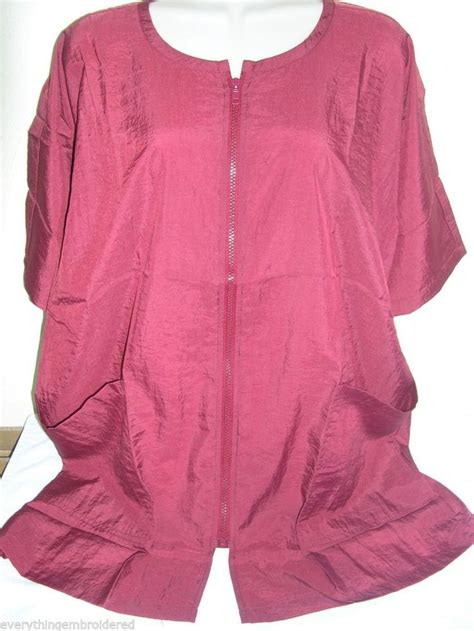 Hair Stylist Vests And Smocks by Burgandy Cosmetology Hair Stylist Barber Smock