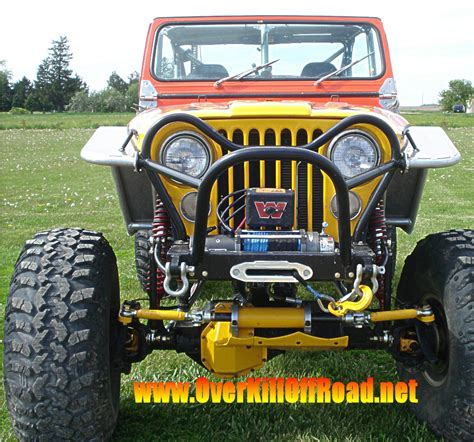 custom off road jeep custom fabs