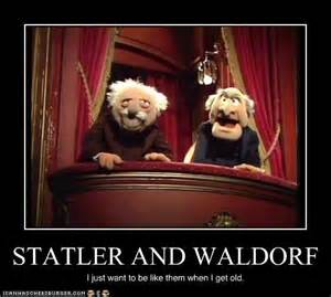 Statler And Waldorf Meme - 160 best images about muppets waldorf statler on