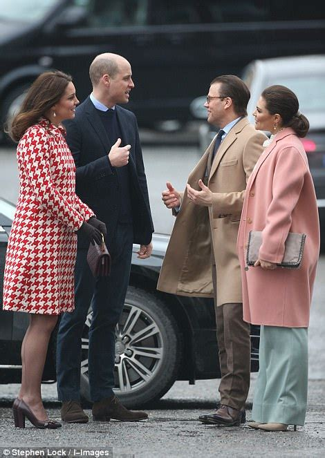 kate and william meet swedish royal couple s adorable kate middleton and william meet swedish royals children