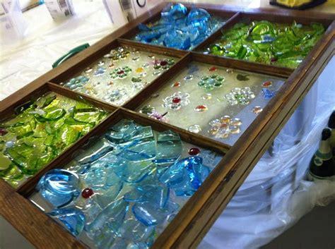 glass for craft projects broken glass window emmaus