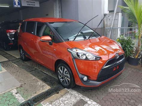 Sienta Orange Jual Mobil Toyota Sienta 2017 V 1 5 Di Dki Jakarta Manual