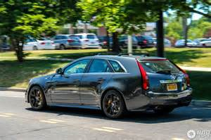 Used Cadillac Cts Sport Wagon Cts V Wagon For Sale Autos Post