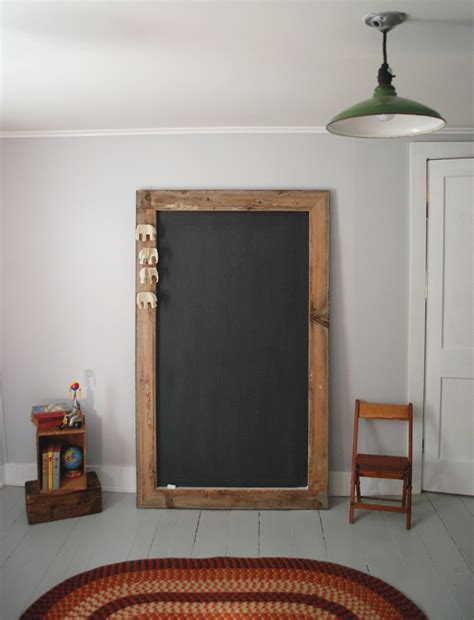 diy giant chalkboard 187 the merrythought