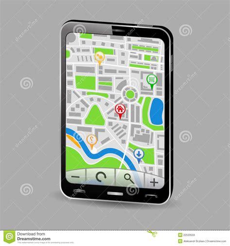 navigator mobile mobile technology mobile navigator royalty free