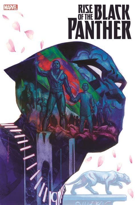 rise of the black marvel announces rise of the black panther series first comics news