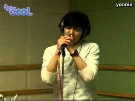 lee seung gi music digger bee lee seung gi ydh music show kbs cool 2008