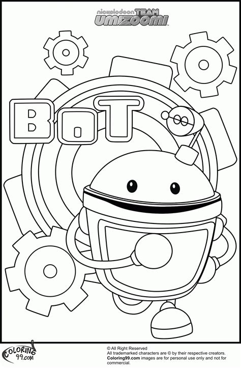 umizoomi coloring pages print printable coloring pages team umizoomi coloring home