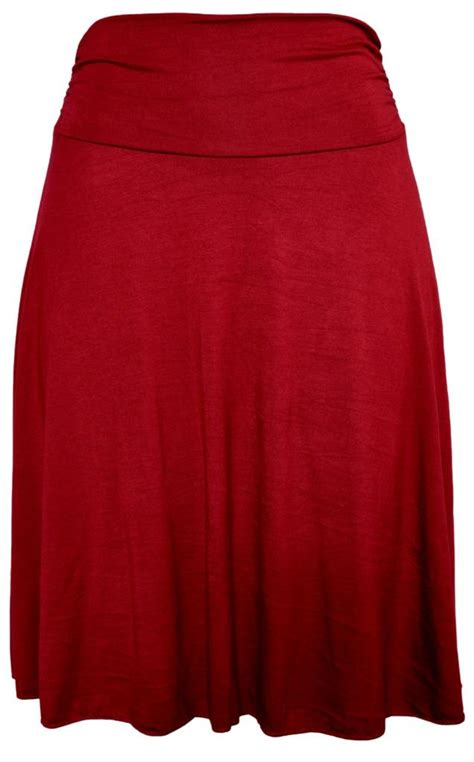 s knee length flowy skirt ebay