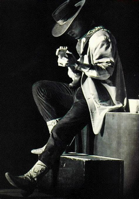 tiros al aire stevie ray vaughan