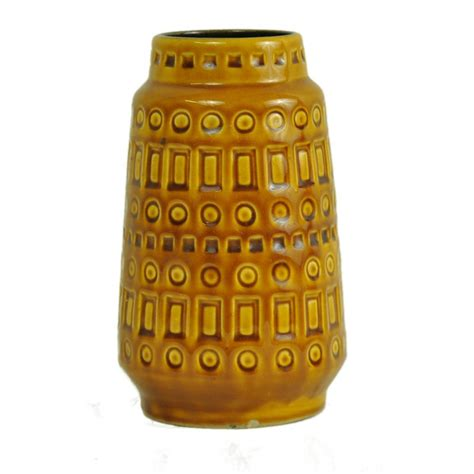 vase west germany scheurich vintage
