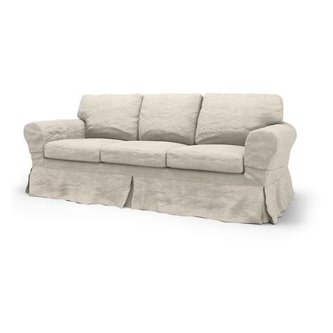 ektorp sofa covers  seater loose fit country bemz